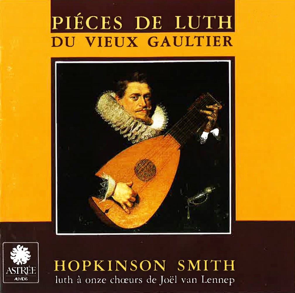 Lars lute cd smith