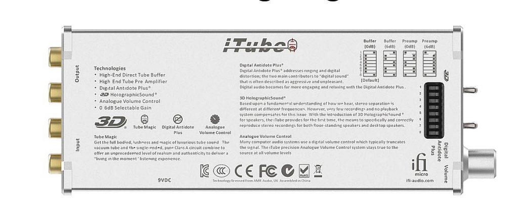 ifi iTube 4