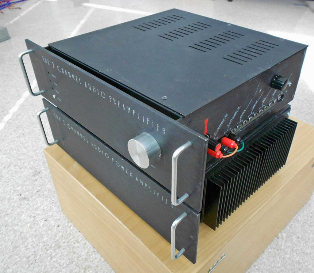 The 2ch amp 1