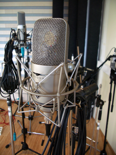 kongshaug-mikrofoni
